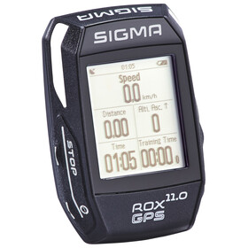 SIGMA SPORT ROX 11.0 Cycle Computer Basic black